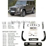for MERCEDES BENZ W463 G-class body kit auto parts for 2006-2013 W463 G65/G500/G55/G63 AMG by maker