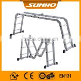 Industrial Extension Combination Step A Shape Ladder
