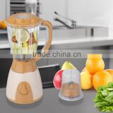 Jialian JL-BY22 2 in 1 2 Speeds Plastic Electric Powerful Juicer Blender with Stainless Steel Blade
