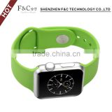 38mm 42mm Sport Strap for Apple Smart Watch Silicone Band For iWatch