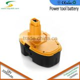 Competitive price Dewalt 18 Volt 2.0Ah NI-CD power Tool Battery fit DC9096 DE9039 DE9095 DE9096