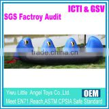 high quality pvc inflatable towable water tube