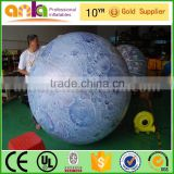 2016 hot selling planet balloon type large led inflatable moon balloon for sale                                                                         Quality Choice