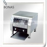 Electric conveyor toaster, sandwich toaster