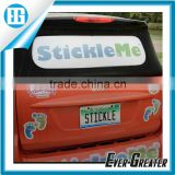Custom car sticker, car body sticker, vinyl sticker for car bumper sticker custom car window sticker