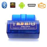 Bluetooth Elm 327 OBD Scan Obdii Diagnostic Tool OBD GPS Tracker Support Android and Symbian