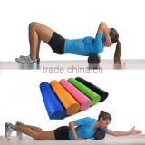 wholesale high density eco friendly EVA deep massage point yoga foam roller for body fitness