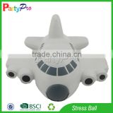 Partypro Newest Best Selling Items Customized Gift Polyurethane Airplane Stress Ball