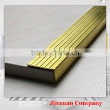 anti-slip copper brass stair nosing