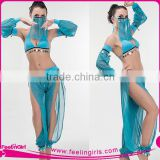 Paypay Accpted Arabian Dancer Costumes Belly Dance Dress