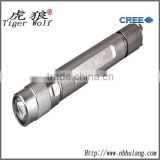 high power Outdoor mini led flashlight aluminum torch light