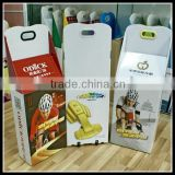 2015 New Product Ideas New Design Special Extendible Handle Cardboard Trolley Boxes