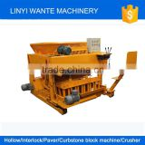 WT6-30 egg laying brick making tools,6 cement block machine                                                                         Quality Choice