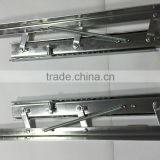 LC-010 Heavy-duty Spring lifting Table slide with screw adjustment (table extension mechanism)