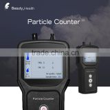 Handheld particler counter laser pm2.5 detector to check air quality