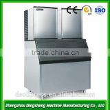 ice making machine with imported compressor /ice making machine for making ice cube with