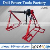 DL017 Drum Lifting Jacks Mechanical drum jacks export to Dubai Electric power