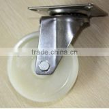 Nylon standard industrial stainless steel swivel caster lifting wheel                                                                         Quality Choice