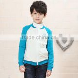 Fashion apparel long sleeve boys jackets fleece winter clothes for kids children sport jackjet