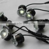 car led drl!! High Power adn flexible led daytime running lights! 1w*5led bulbs*2pcs YC-507-ZY