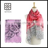 Hot selling pure mongolian 100% cashmere scarf                                                                         Quality Choice