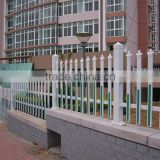 PVC gardening house fence vinyl, privacy fencing plastic fences, hot sale