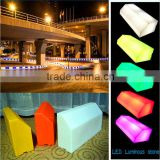 High Quality Waterproof Street Block LED Lighting Curbstone for Roadside