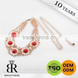 Wholesale diamond belly dancing chains Brightness F1-80116