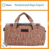 Hot selling gym bags with custom logo waterproof duffle bag