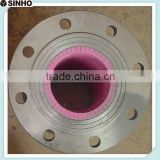 Iron Steel Plant Dust Removing Wear Resistant Pipe