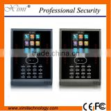 zk Softwares free SDK standalone TCP / IP network face recognition facial attendance machine time clock attendance system