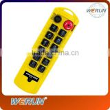 Telecrane Remote Control,bridge crane radio remote control                                                                         Quality Choice