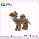 High quality stuffed baby camel toy