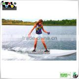 2016 Cheap kayaks Two Power Jet Nozzle watersports customized Electric Surfing Board with Remote Control power surf board