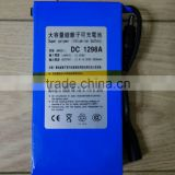 12V 9800MA lithium battery / Rechargeable Li-ion Battery / lithium ion battery