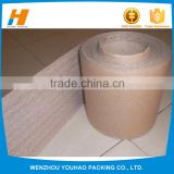 Youhao Packing Best Sale Factory Supply EPE Foam Brown Ribbed Kraft Paper Roll                                                                         Quality Choice