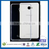 C&T Fashion clear tpu back cover case for coolpad mobile phone note 3