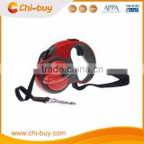 Chi-buy Heavy Duty Night Retractable Dog Leash with led light