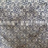 100% Silk fabric brocade fabric for high quality garments and dress and silk scarf