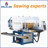 High performance woodworking timber band saw machine