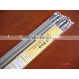 shower tension rod steel spring tension rod