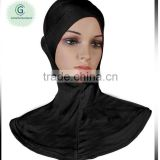 Original factory Under Scarf inner cap Shawl Bonnet Hijab Cap Hair Loss New muslim bonnet cap
