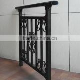 Alibaba China Wholesaler double rod fence, flower fence and farm fence metal posts