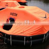 Solas Approved Davit-Launched Inflatable Liferaft for 16 persons
