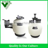 Factory 2014 best selling high quality easily maintenance swimming pool sand filter / china swimming pool equipment