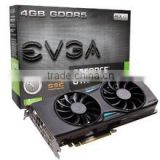 EVGA Nvidia GeForce GTX Titan Black 6GB GDDR5 Graphics Card (PCI Express 3.0, HDMI, DVI-I, DVI-D, Display Port..