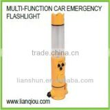 LED flashlight Emergency Hammer Cutter Torch Portable Strong Magnet Flashlight Manufacturer & Supplier & Wholesale