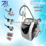 50 / 60Hz Supersonic Cryolipolysis Slimming Machine Lipolaser Cavitation Rf Cellulite Reduction
