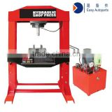 100 ton Hydraulic shop press with Electrical power, ASME certificate approved, 0-950mm