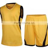 Hot Sale Wholesale basketball Uniforms Set/basketball Jersey Team Uniforms /High Quality basketball singlet